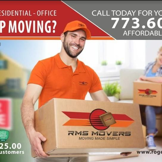 RMS MOVERS of Chicago