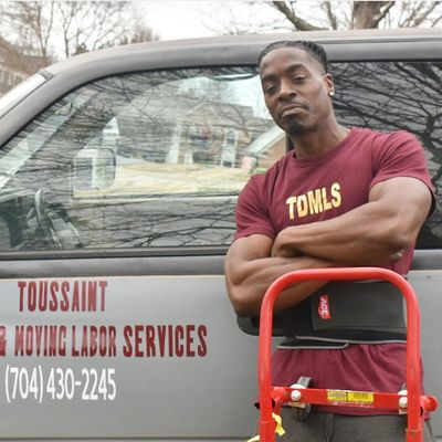 Avatar for Toussaint Delivery & Moving Labor Services