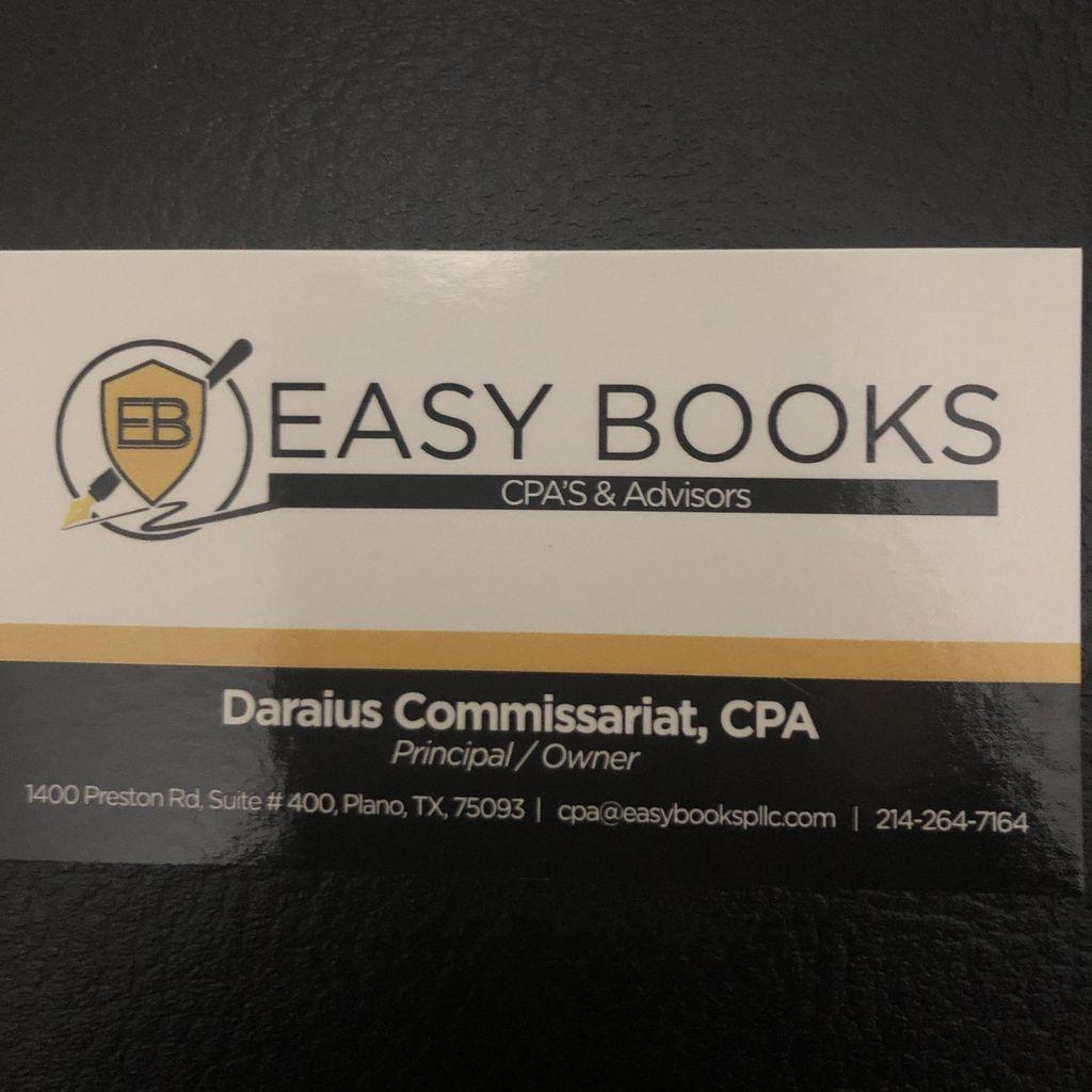 EasyBooks, PLLC