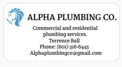 Avatar for Alpha Plumbing Co
