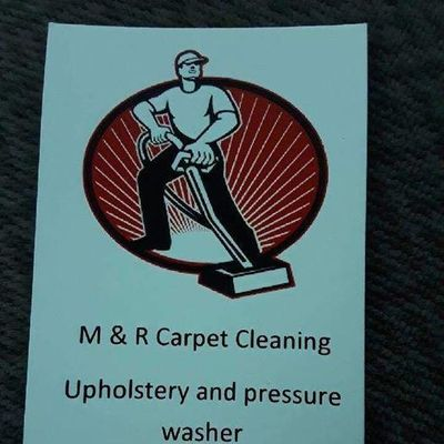 Avatar for M&R carpet and pressure washer cleaner