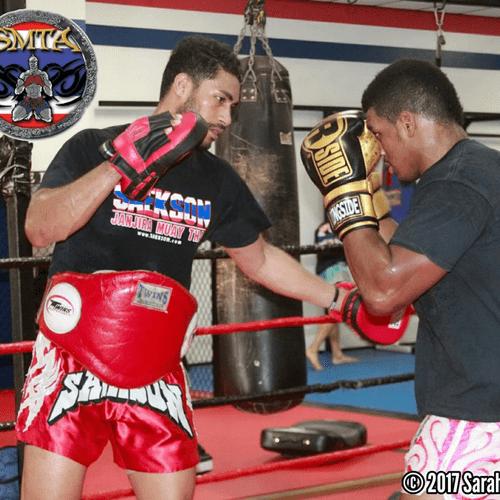 Working with UFC Light Heavyweight Contender Alonzo Menifield
