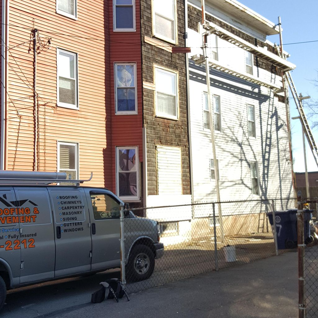 Coverall Roofing and Homeimprovements