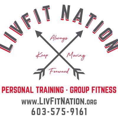 Avatar for LIVFIT NATION - Group Fitness/Private Training Wolfeboro, NH Thumbtack