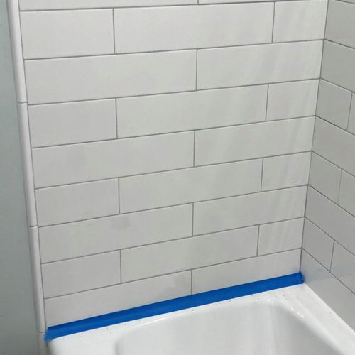Bathroom Renovation: Final Result. No job too big or too small.. Building your visions & creating reality.