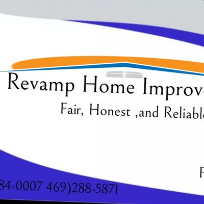 Avatar for Revamp Home Improvements Garland, TX Thumbtack