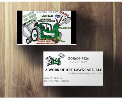 Avatar for A Work of Art LawnCare
