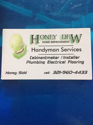Avatar for Honey Dew Home Improvement Anthony, FL Thumbtack