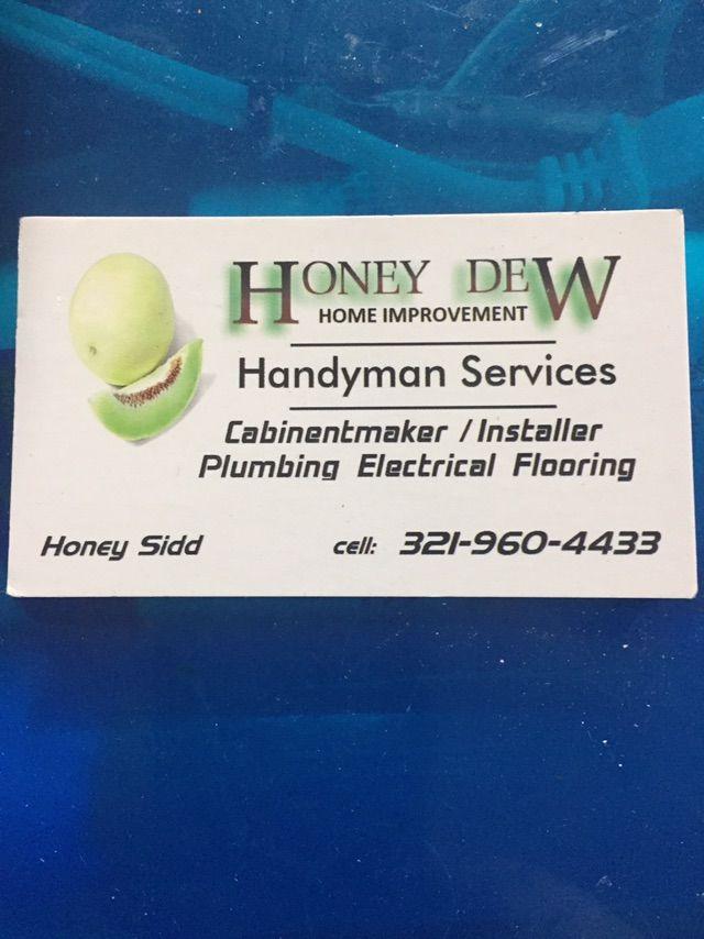 Honey Dew Home Improvement
