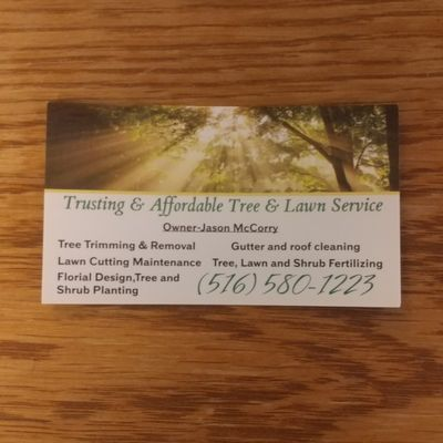 Avatar for Trusting and Affordable Tree Service and Lawn Care Clinton, MS Thumbtack