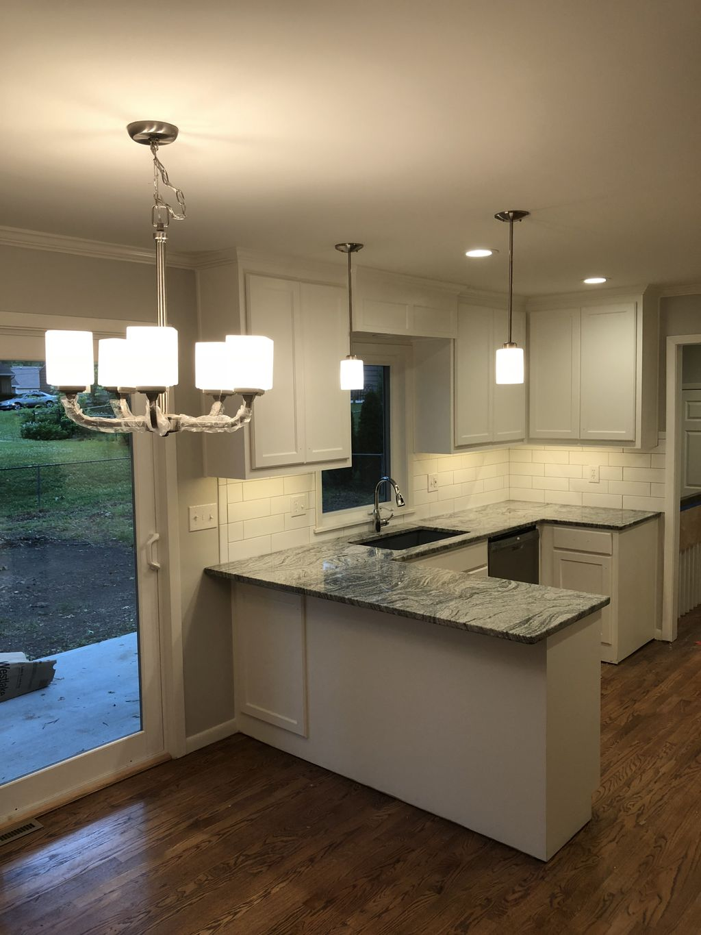 Cabinet Painting and house remodeling