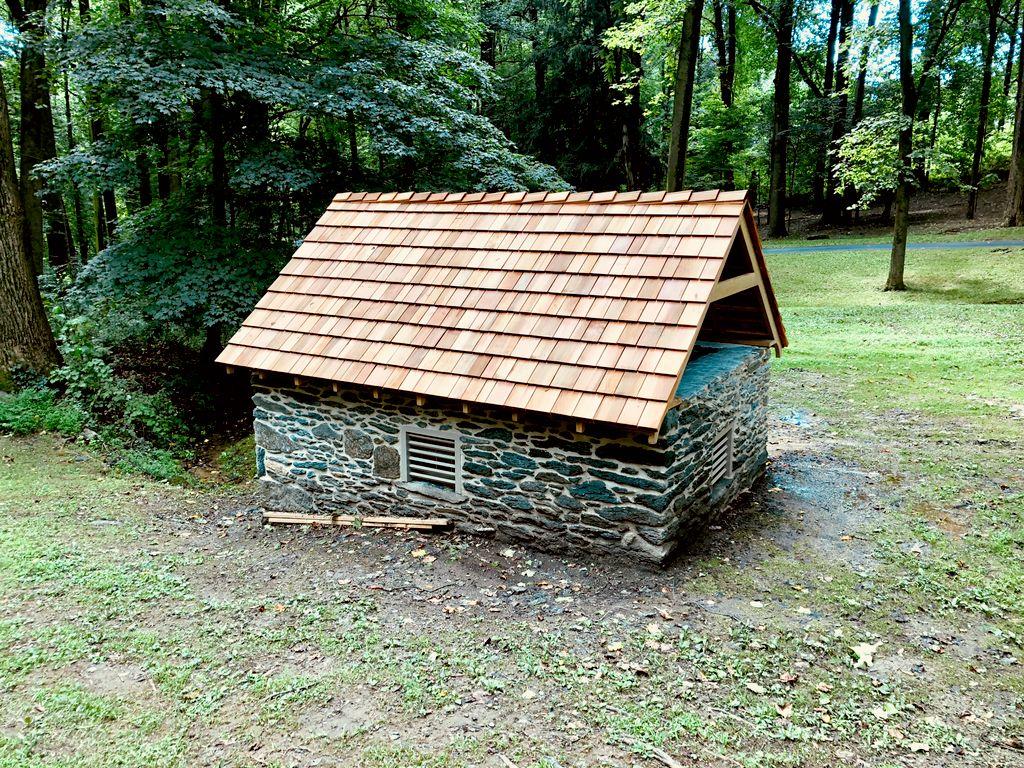 Harlan Spring House