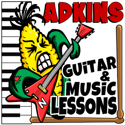 Avatar for Adkins Guitar and Music Lessons Omaha, NE Thumbtack