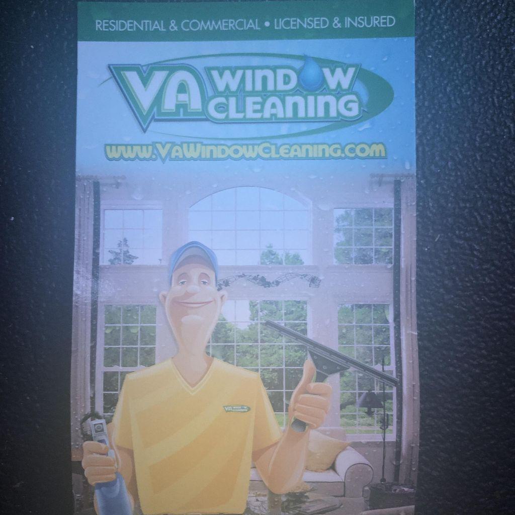 Va window cleaning