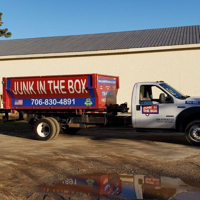 Junk In The Box, LLC