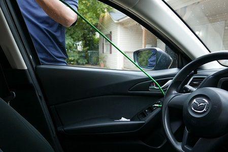 Unlocking Vehicle