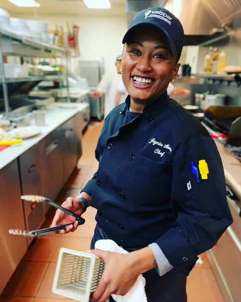 Chef Jaz Moore