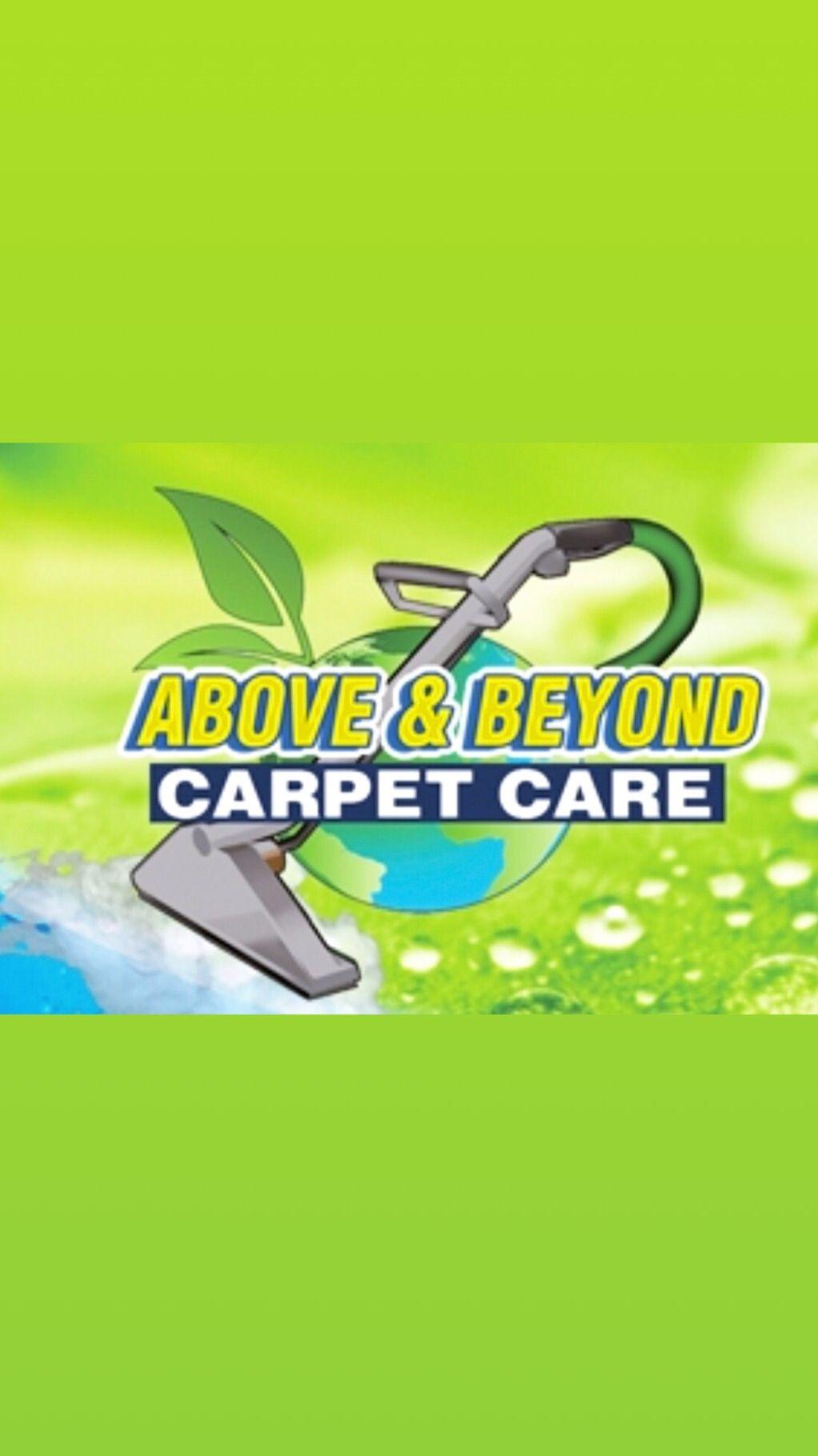 Above & Beyond Carpet Care