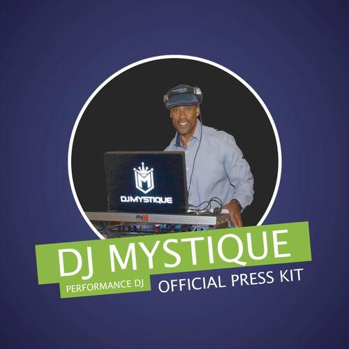 Please request a copy of my DJ Resume / EPK Press Kit 2019