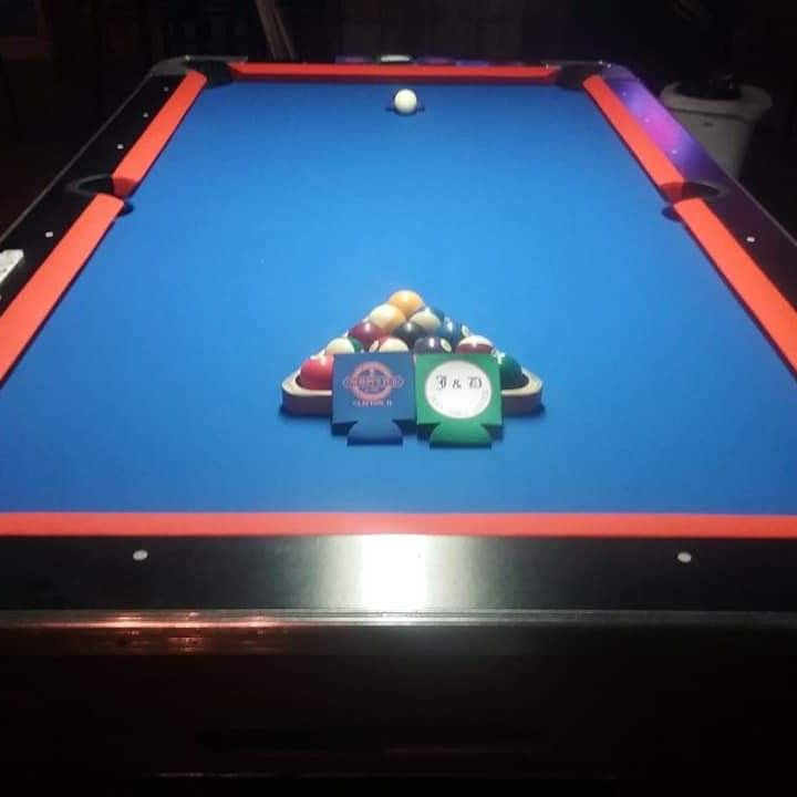 J & D Pool Table Service