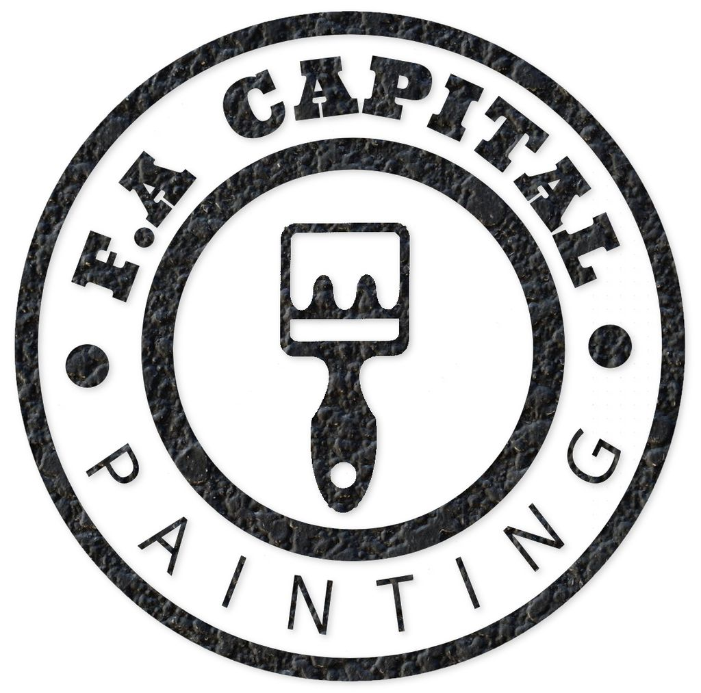 F.A Capital Painting