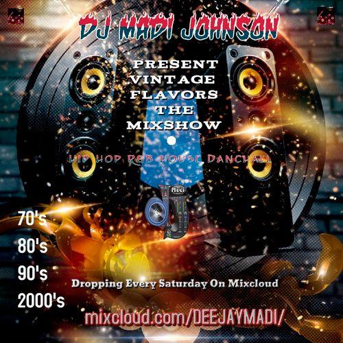MixShow flyer