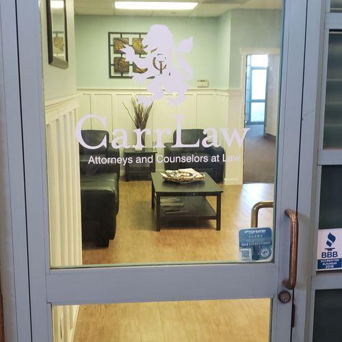 Office Door - Suite 130