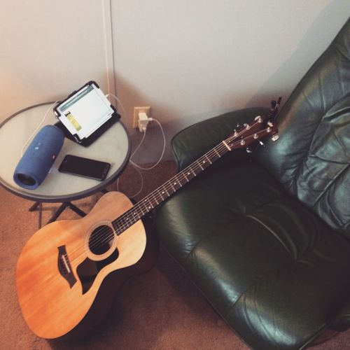 Learning new tunes!