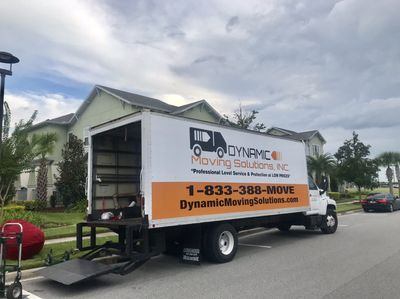 Avatar for Dynamic Moving Solutions, Inc. Orlando, FL Thumbtack