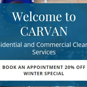 CARVAN Cleaning Service