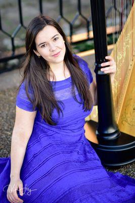 Avatar for Alexandra Mullins Harp & Piano