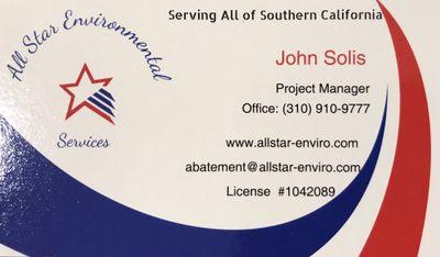 Avatar for All Star Environmental Services Inc. Culver City, CA Thumbtack