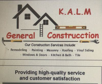 Avatar for K.A.L.M General Construcction LLC