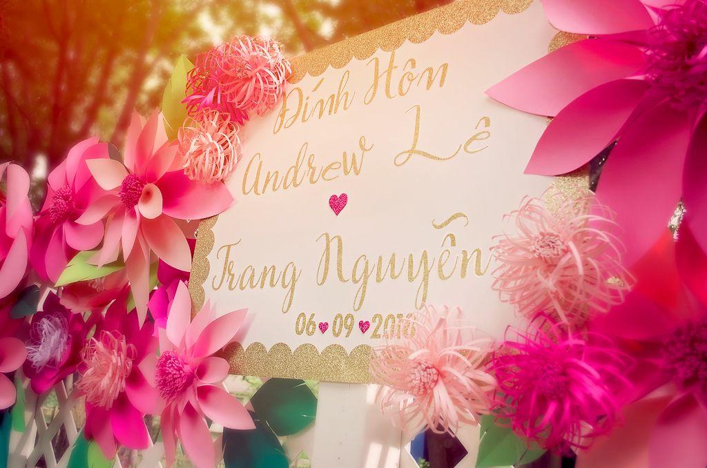 Vietnamese Engagement Party