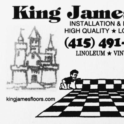 Avatar for King James Floors