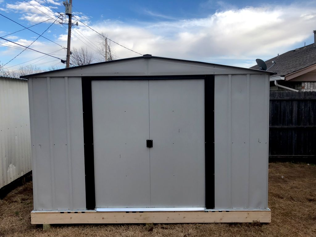 Shed assemble
