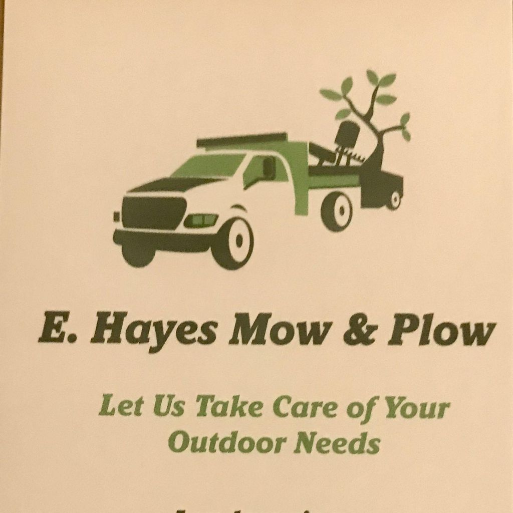 E. Hayes Mow & Plow