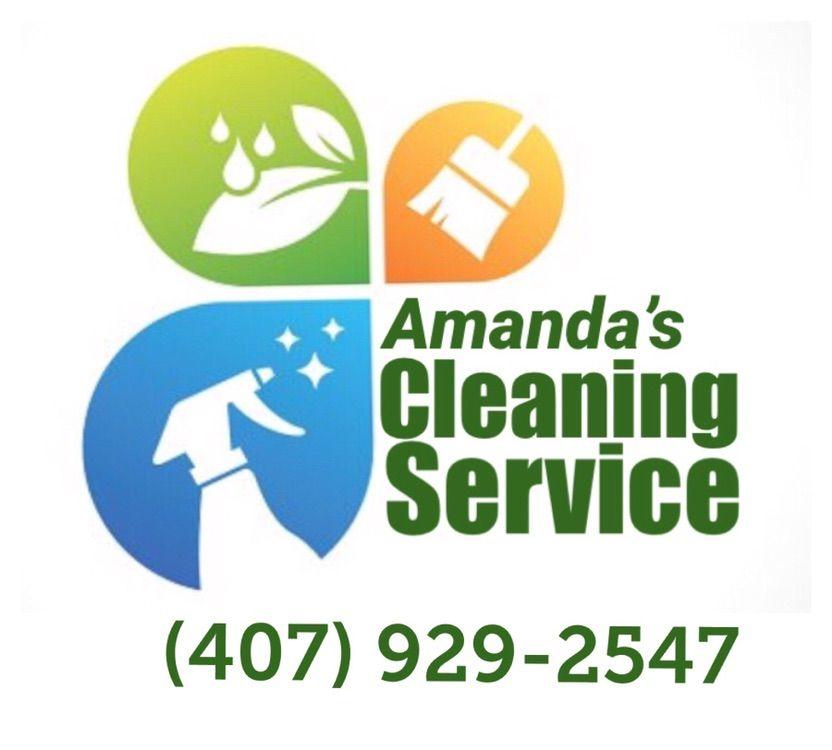 Amandas cleaning service