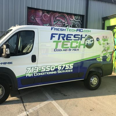 Avatar for FreshTech AC Air Conditioning & Heating