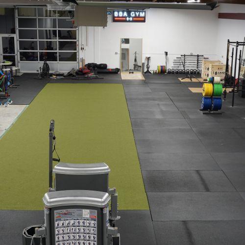 BBA Gym Training Facility in Sunnyvale