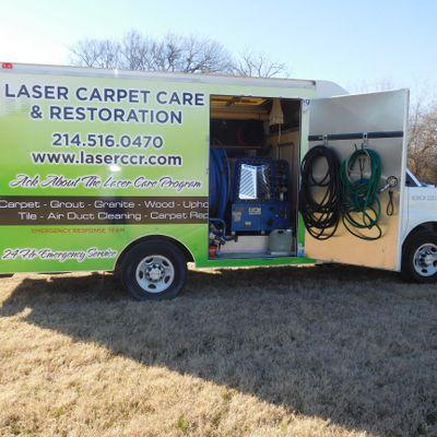 Avatar for Laser Carpet Care & Restoration Garland, TX Thumbtack