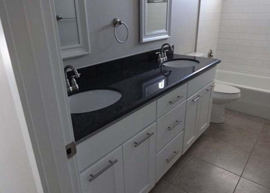 Living & Bathroom Update