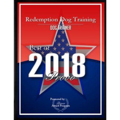 Avatar for Redemption Dog Training Lehi, UT Thumbtack