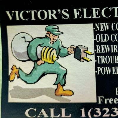 Avatar for Victor's Electric Service Fontana, CA Thumbtack