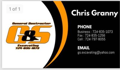 Avatar for G&S Excavating LLC