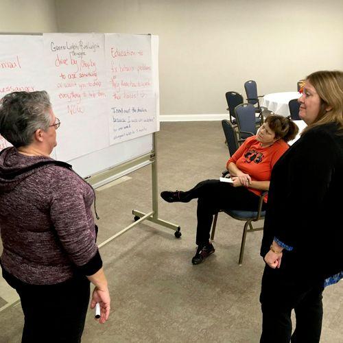 Evergreen Retirement Community - Training