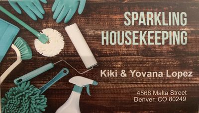Avatar for Sparkling housekeeping