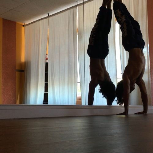 Esha Yoga Studio in San Jose, 2017