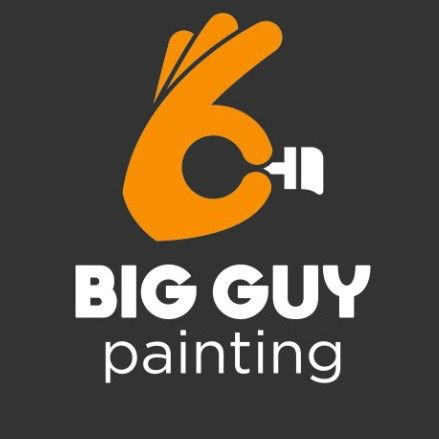 Big Guy Painting