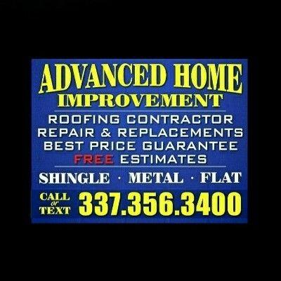Avatar for Advanced Home Improvement Lafayette, LA Thumbtack